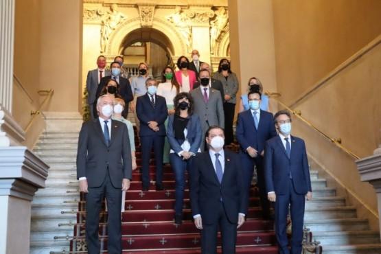 A Xunta márcase como liña vermella nas negociacións da nova PAC garantir o mesmo volume de fondos para Galicia que no anterior período